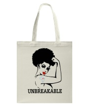 UNBREAKABLE Tote Bag thumbnail