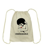 UNBREAKABLE Drawstring Bag thumbnail