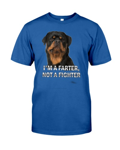 I'M NOT A FIGHTER