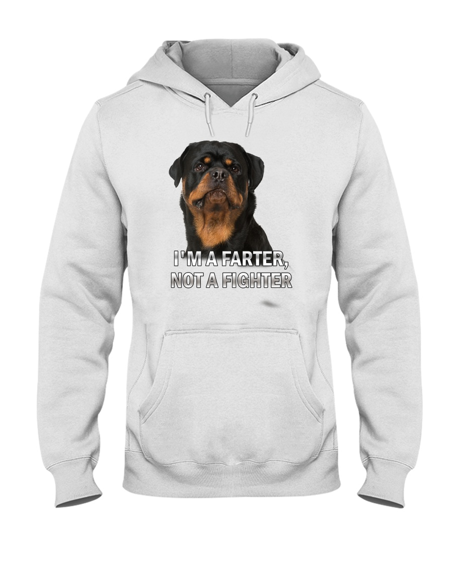 I'M NOT A FIGHTER Hooded Sweatshirt