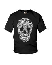 SHIH TZU SKLL Youth T-Shirt thumbnail