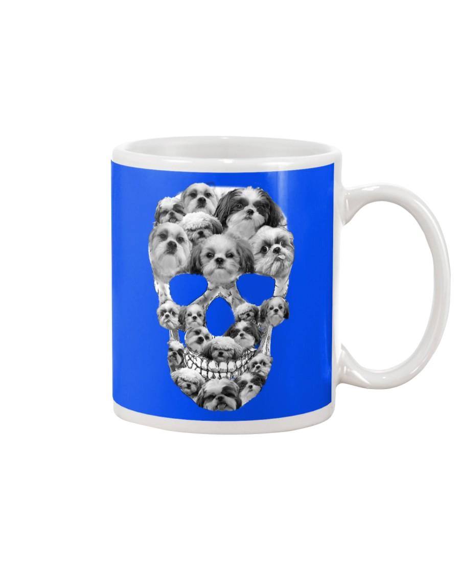 SHIH TZU SKLL Mug