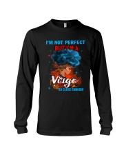 VIRGO CLOSE ENOUGH TO PERFECT Long Sleeve Tee thumbnail