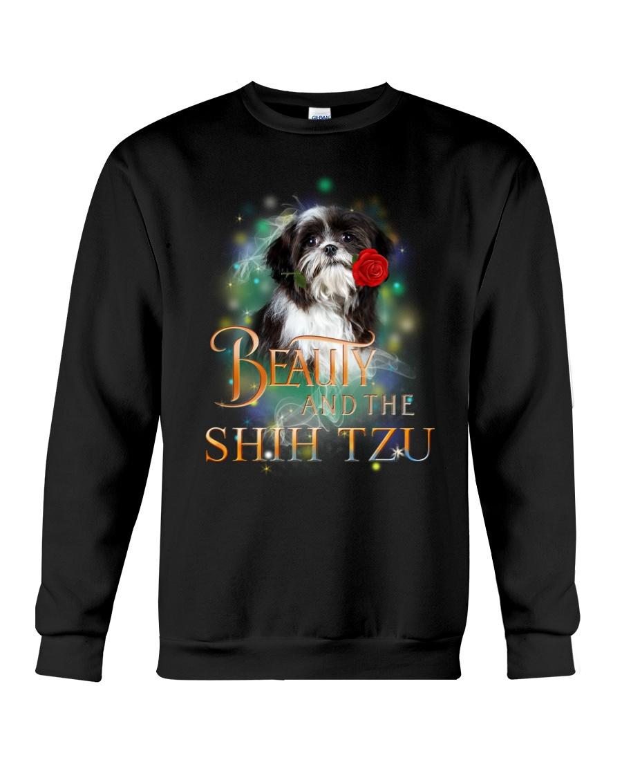SHIH TZU N BEAUTY Crewneck Sweatshirt