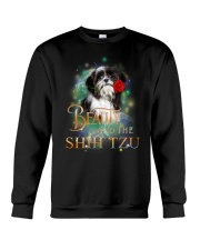 SHIH TZU N BEAUTY Crewneck Sweatshirt front
