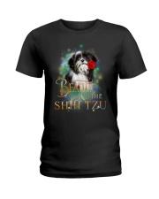 SHIH TZU N BEAUTY Ladies T-Shirt thumbnail