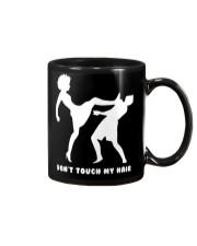 DON'T TOUCH MY HAIR Mug thumbnail