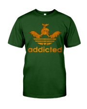 ADDICTED TO DOLPHIN Classic T-Shirt front