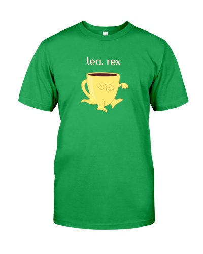 FUNNY TEA REX
