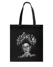I LOVE MY ROOTS Tote Bag thumbnail