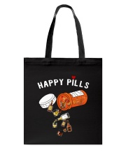 HAPPY PILLS Tote Bag tile
