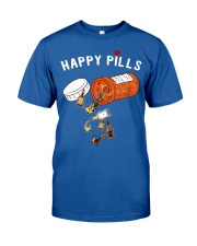 HAPPY PILLS Classic T-Shirt front