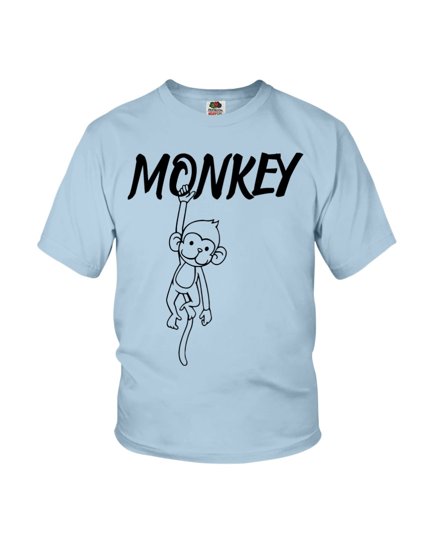 MONKEY CIRCUS Youth T-Shirt
