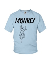 MONKEY CIRCUS Youth T-Shirt front