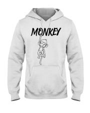 MONKEY CIRCUS Hooded Sweatshirt thumbnail