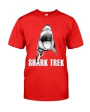FUNNY SHARK Classic T-Shirt front