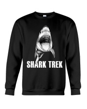 FUNNY SHARK Crewneck Sweatshirt tile
