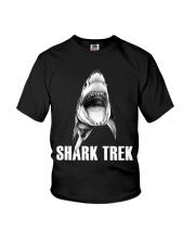 FUNNY SHARK Youth T-Shirt tile