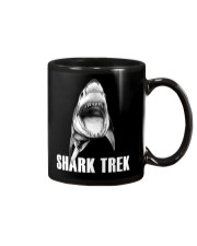 FUNNY SHARK Mug tile