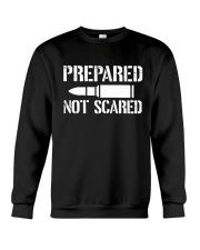 PREPARE NOT SCARED Crewneck Sweatshirt thumbnail