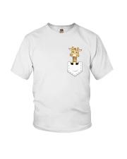 GIRAFFE POCKET Youth T-Shirt thumbnail