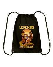 WE ARE LEGENDS Drawstring Bag thumbnail