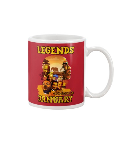 WE ARE LEGENDS