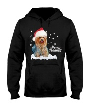 YORKSHIRE TERRIER CHRISTMAS Hooded Sweatshirt thumbnail