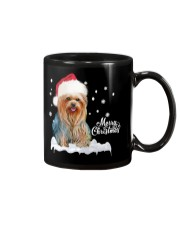 YORKSHIRE TERRIER CHRISTMAS Mug thumbnail