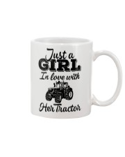 JUST A GIRL IN LOVE WITH HER TRACTOR Mug thumbnail