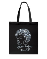 NOVEMBER GIRLS ROCK Tote Bag thumbnail
