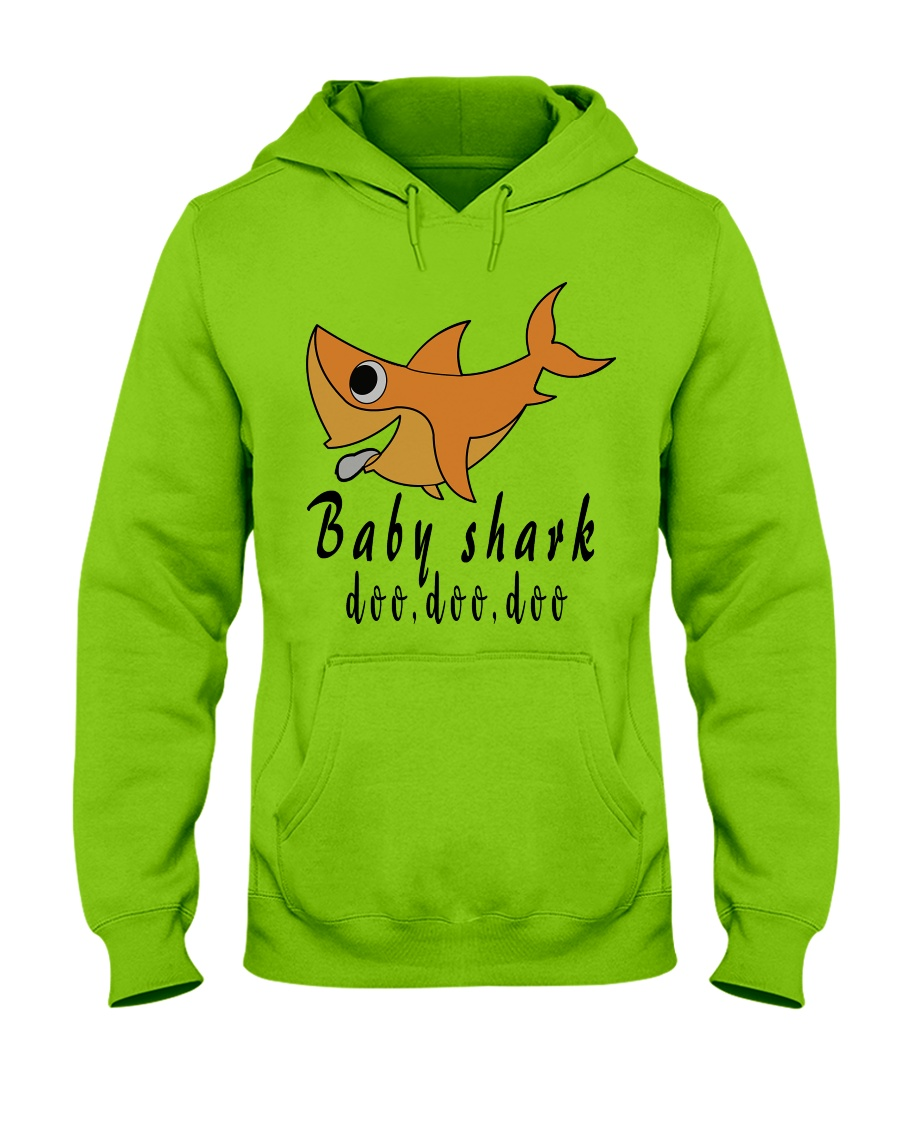 BABY SHARK Hooded Sweatshirt