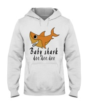 BABY SHARK Hooded Sweatshirt tile