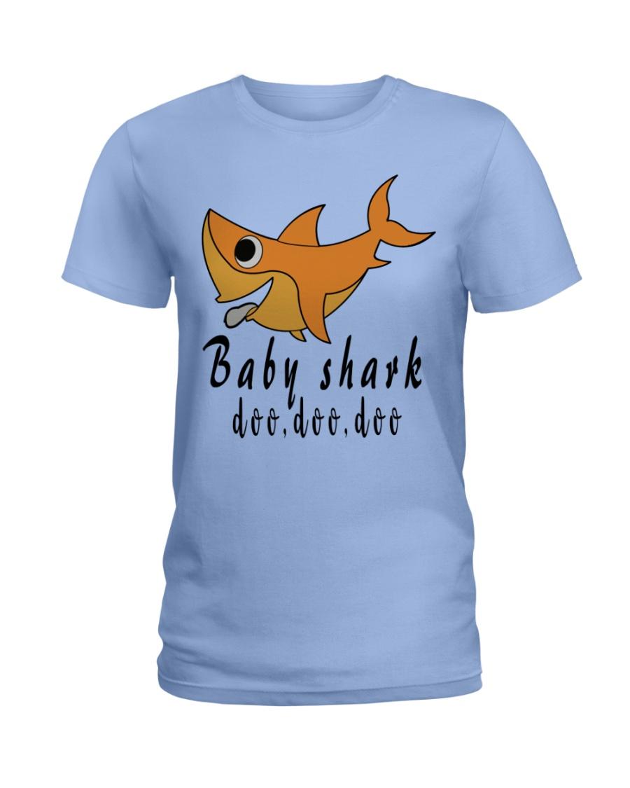 BABY SHARK Ladies T-Shirt showcase