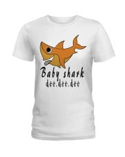 BABY SHARK Ladies T-Shirt tile