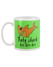 BABY SHARK Mug back