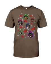 ROTTIES IN BALLS Classic T-Shirt front