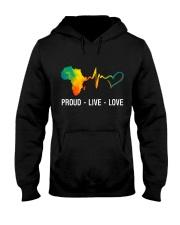 PROUD LIVE LOVE Hooded Sweatshirt thumbnail