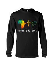 PROUD LIVE LOVE Long Sleeve Tee thumbnail