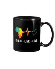 PROUD LIVE LOVE Mug thumbnail