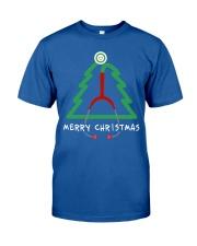 NURSE CHRISTMAS Classic T-Shirt front