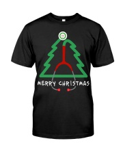 NURSE CHRISTMAS Premium Fit Mens Tee thumbnail