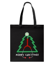 NURSE CHRISTMAS Tote Bag thumbnail