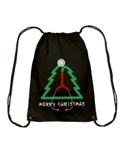 NURSE CHRISTMAS Drawstring Bag thumbnail