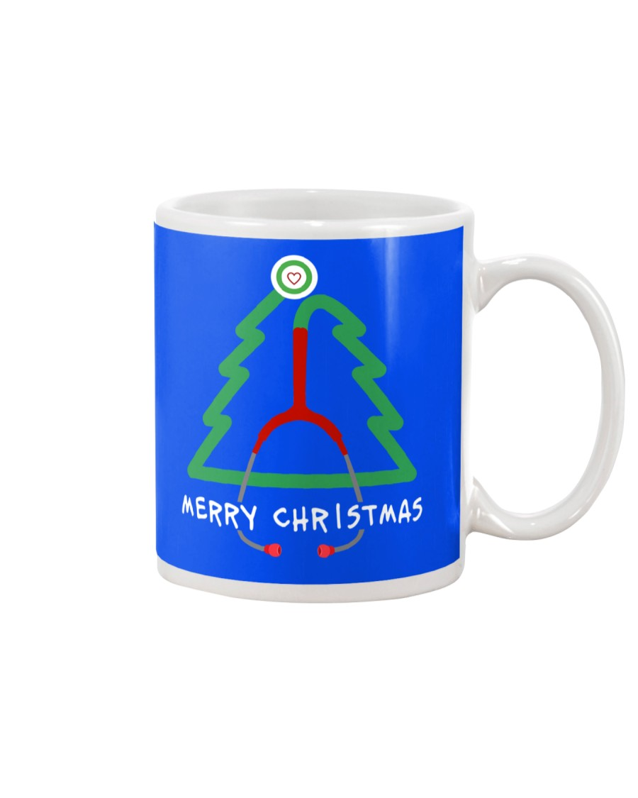 NURSE CHRISTMAS Mug