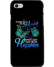 Butterfly Will Hold You In My Heart Phone Case thumbnail