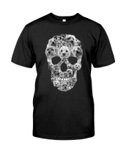 YORKSHIRE TERRIER SKLL Classic T-Shirt thumbnail