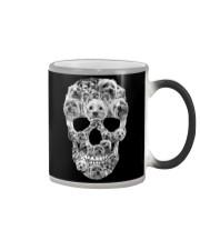 YORKSHIRE TERRIER SKLL Color Changing Mug thumbnail