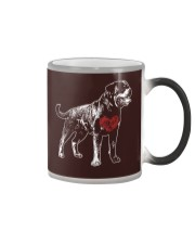 ROTTIE HEART Color Changing Mug color-changing-right