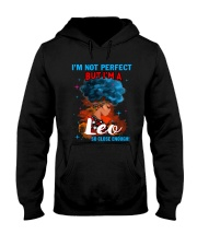LEO CLOSE ENOUGH TO PERFECT Hooded Sweatshirt thumbnail